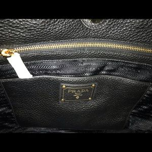 Prada Leather Tote Bag - Brand New